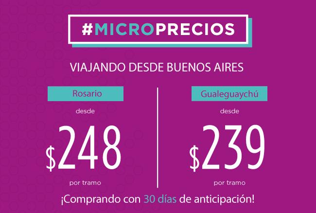 Microprecios Buenos Aires