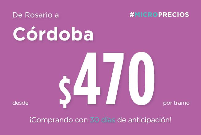 Banner $470 Córdoba